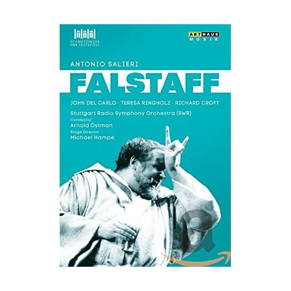 Salieri: Falstaff [DVD] ...の商品画像