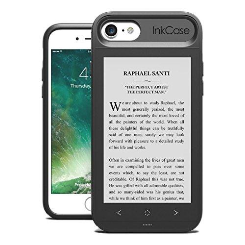 【日本正規代理店品】Oaxis InkCase(インクケース) i7 iphone7ケース 電子ブックリーダー