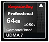 Best Komputerbay CFカード - Komputerbay 64ギガバイト 専門家 コンパクトフラッシュカード CF 1050X 160メガバイト/秒 極端なスピード Review