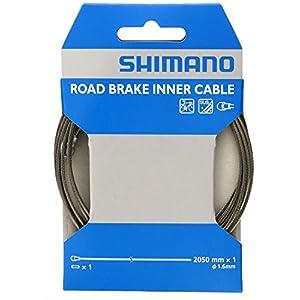 シマノ ブレーキインナーケーブル ロード用SUS K 2050mm×φ1.6mm Y80098330
