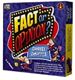 Best Edupressカードゲーム - Fact of Opinion (Blue Level: 3.5 - 5.0) Review