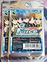 アクエリアンエイジエキストラキャラクターパック 魔法少女リリカルなのはForce 未開封2パックセット