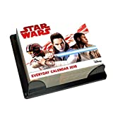 Star Wars Desk Block 2019 Calendar - Page a Day Desk Block Format