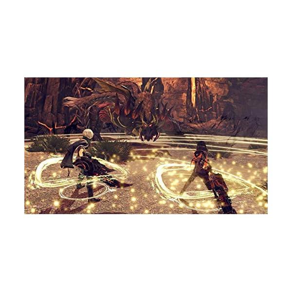 【PS4】GOD EATER 3の紹介画像6