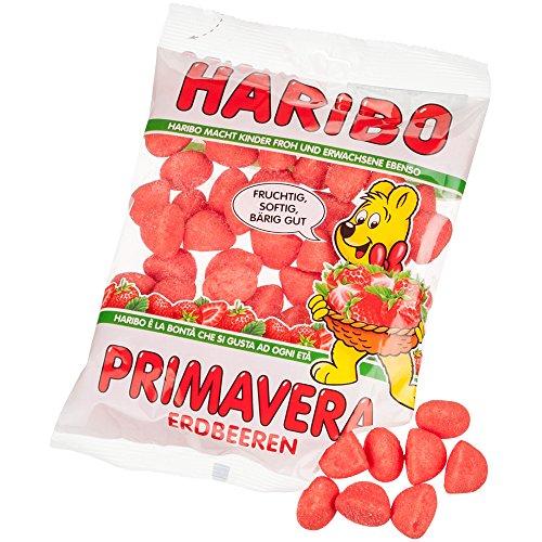 ハリボー Primavera Erdbeeren 春イチゴ 200g