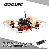 GoolRC G90 Pro 90mm 5.8G 48CHマイクロFPVレーシングドローン ブラシレスモーター クアドコプター FrskyレシーバF3フライトコントローラBNF