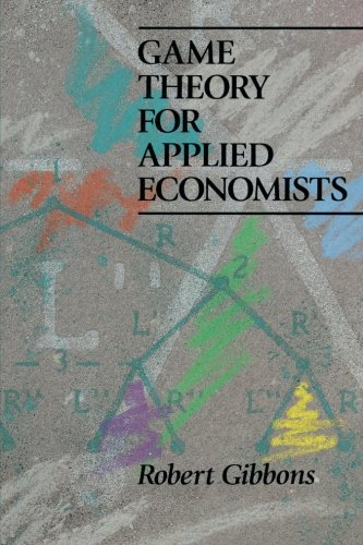 Game Theory for Applied Economistsの詳細を見る