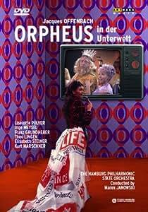 オッフェンバック:オペレッタ「地獄のオルフェ(天国と地獄)」 [DVD]