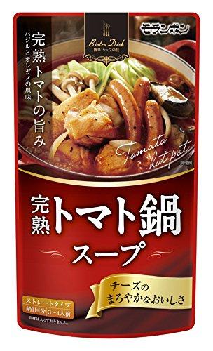 モランボン BistroDish トマト鍋スープ 750g×10P