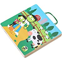 PBS Kids - Take Along Magnetic Playset - Explore the Farm by PBS Kids [並行輸入品]