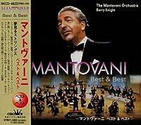 マントヴァーニ ベスト & ベスト PBB-105