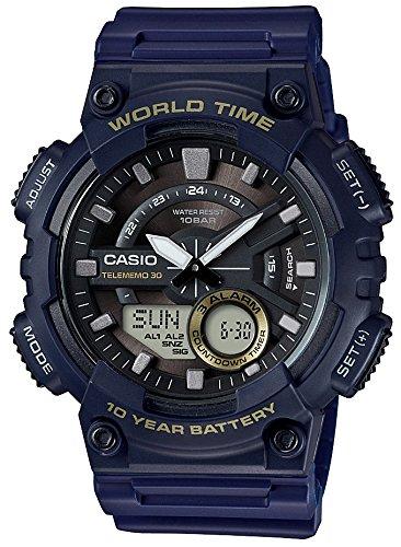 [カシオ]CASIO 腕時計 スタンダード AEQ-110W-2AJF メンズ