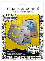 Friends Tech Stickers/友達テックステッカー
