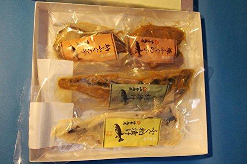 油与商店 油与商店おためし糠漬け粕漬けセット (ご自宅用) -クール-