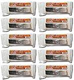 【釣り餌】【冷凍つけエサ】【ヒロキュー】鮭皮20本入り 10個セット