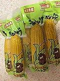 クレードルのスイートコーン 北海道産 キャンベラ【黄色いとうもろこし】希少 2Lサイズ 5本