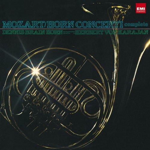 モーツァルト:ホルン協奏曲全集の詳細を見る