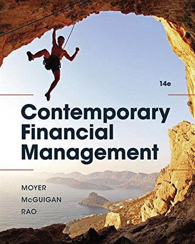 Download Contemporary Financial Management 1337090581
