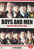 BOYS AND MEN ~One For All, All For One~[DVD]