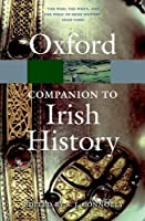 The Oxford Companion to Irish History (Oxford Paper Reference) by Unknown(2011-04-08)