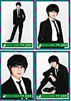 欅坂46 5thシングル スーツ衣装 ランダム生写真 4種コンプ 平手友梨奈