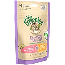 (Chicken & Salmon, 70ml) - Feline GREENIES Dental Cat Treats