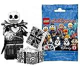 レゴ (LEGO) ミニフィギュア ディズニーシリーズ2 ジャック・スケリントン(ナイトメアビフォアクリスマス) 未開封品 【71024-16】