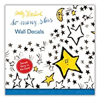 Andy Warhol So Many Stars Wall Decals