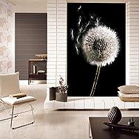 カスタム3D写真の壁紙ホールタンポポのテレビの壁の背景壁の壁画のリビングルームPapel De Pared 3D壁画の壁紙,350cm×245cm