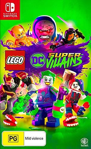 Lego DC Supervillains (Nintendo Switch)