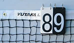 YUTAKA(ユタカ) テニススコアラー・ネット利用型