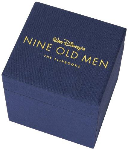 Walt Disney Animation Studios The Archive Series Walt Disney's Nine Old Men: The Flipbooks (Walt Disney Animation Studios: The Archive Series)