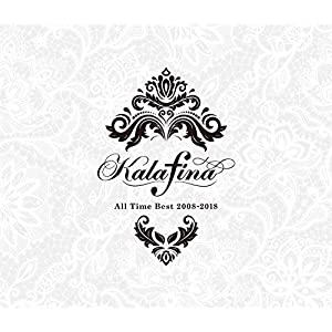 Kalafina All Time Best 2008-2018(完全生産限定盤)(特典なし)