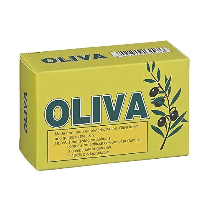 ファンドもの歌Oliva Pure Olive Oil Soap (Pack of 6) - オリバ純粋なオリーブオイル石鹸 (x6) [並行輸入品]