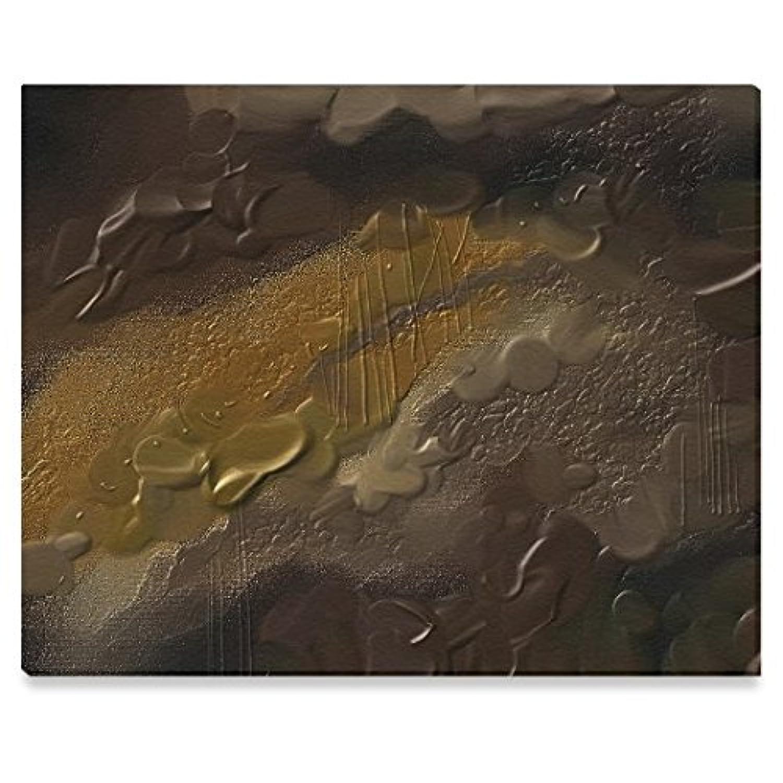 (ArtsAdd) キャンバス プリント アート ポスターフレーム エレガントスタイルインテリア Canvas Print 20x16 インチ Chocolate 3