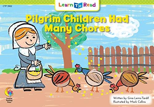 Pilgrim Children Had Many Chores (Social Studies Learn to Read)の詳細を見る