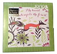 Sarah Watts Exclusive My Heart Belongs to the Forest 1000Pieceパズル