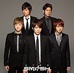 SM☆SH「STEP」のジャケット画像