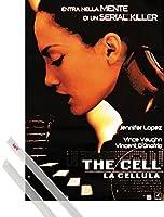 ポスター+セル:ハンガーのポスター(39x 28インチ) Jennifer Lopez (イタリア) と1セットの透明1art1ポスターハンガー