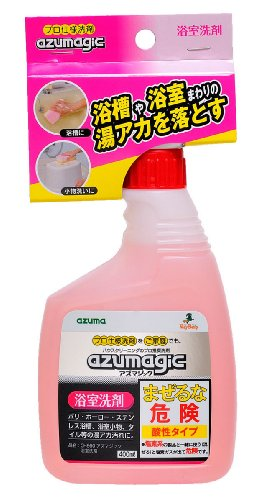 アズマジック 浴室洗剤 CH860 400mL