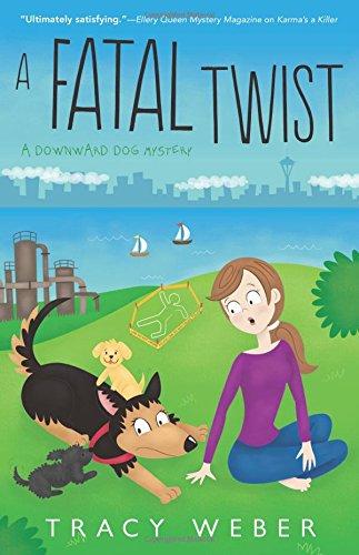 Download A Fatal Twist (Downward Dog Mystery) 0738748781