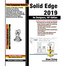Solid Edge 2019 for Designers, 16th Edition