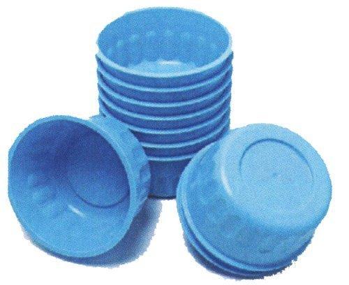 夏祭り用品 ボール容器 10個セット (スーパーボールすくい等用)  まとめ買い 縁日
