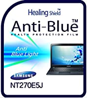 Healingshield スキンシール液晶保護フィルム Eye Protection Anti UV Blue Ray Film for Samsung Laptop Ativbook 2 NT270E5J