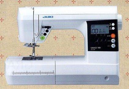 JUKI ジューキ GRACE(グレース)100 コンピューターミシン HZL-G100