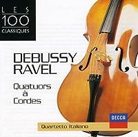 Debussy-Ravel-Quatuor a Cordes