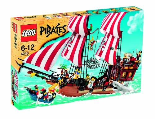 レゴ (LEGO) パイレーツ 赤ひげ船長の海賊船 6243