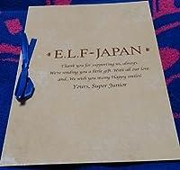 SUPER JUNIOR ELFグリーティングカード 1冊