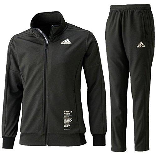 adidas 24/7 デニムジャージ ジャケット パンツ 上下 DJP41 BR0960 DJP42 BR0965 ブラック