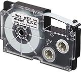 カシオ ラベルライター ネームランド テープ 9mm XR-9GWE 白